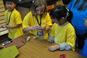 Check out photos and videos from this year's summer camps!